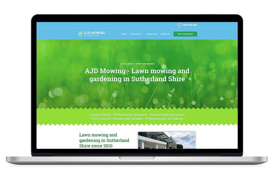 AJD Mowing