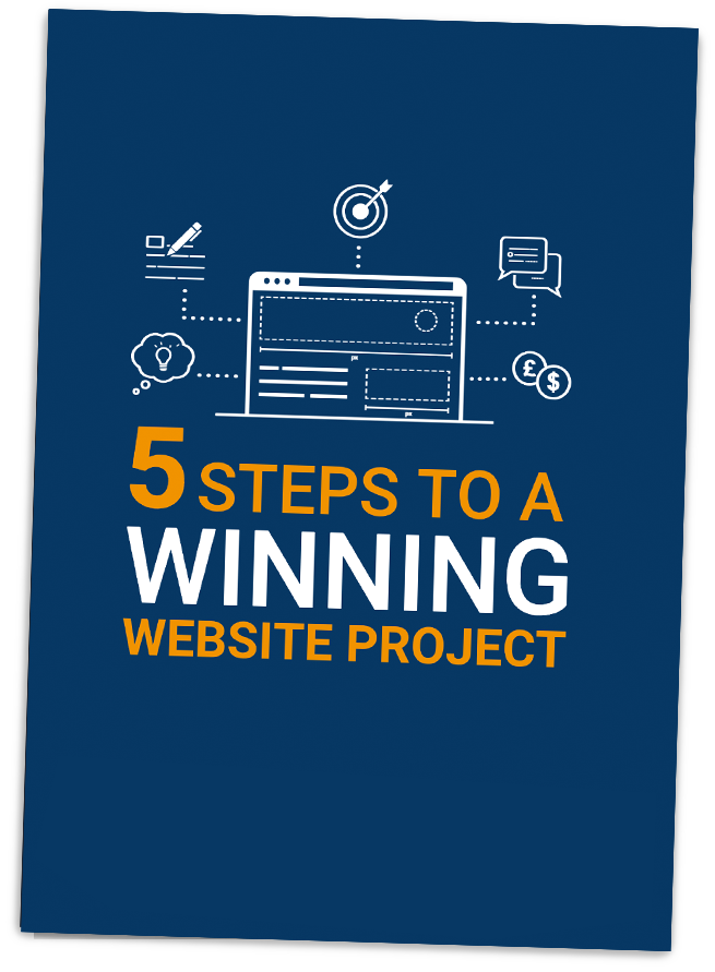 Thank You - 5 Steps To A Winning Website Project 1