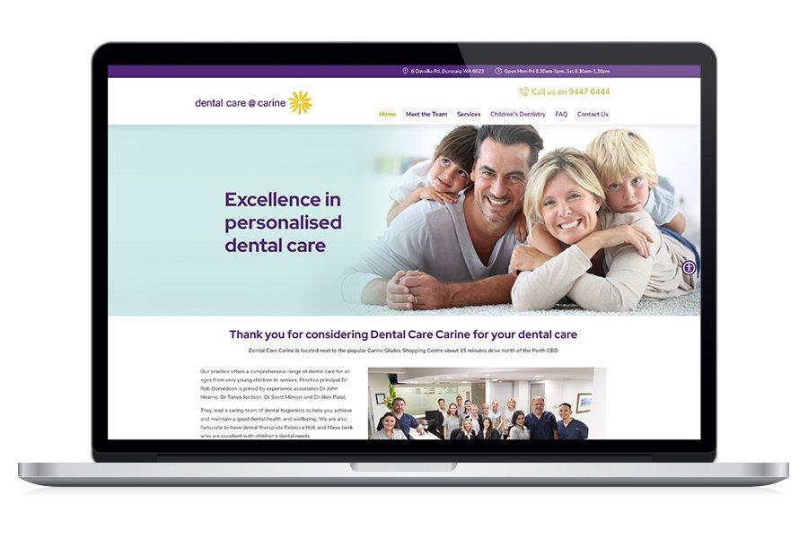 Dental Care Carine